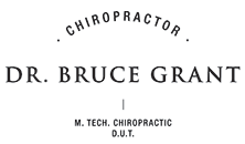 Dr Bruce Grant Chiropractor